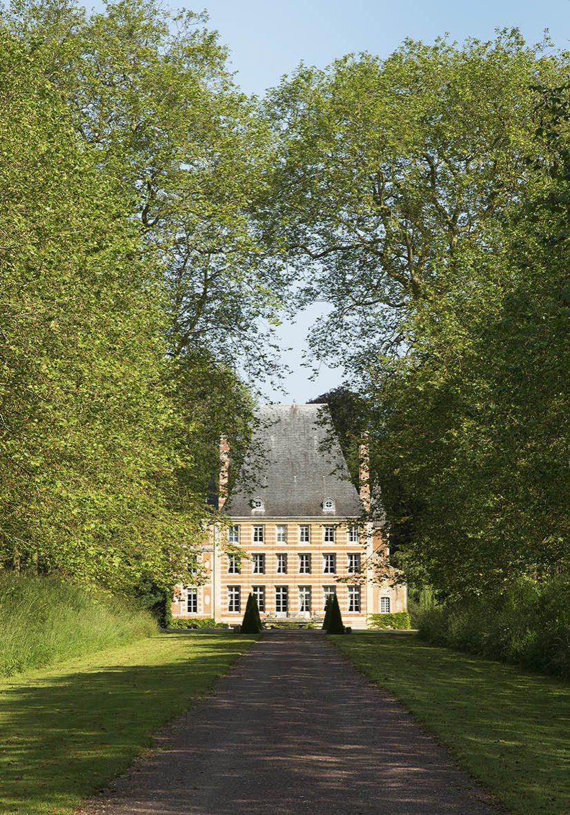 chateau de beneauville-facade-02 bd